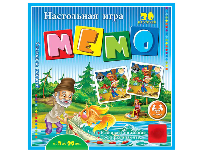 Настольная игра Hatber Сказка за сказкой 36ИнМ_16921 286854
