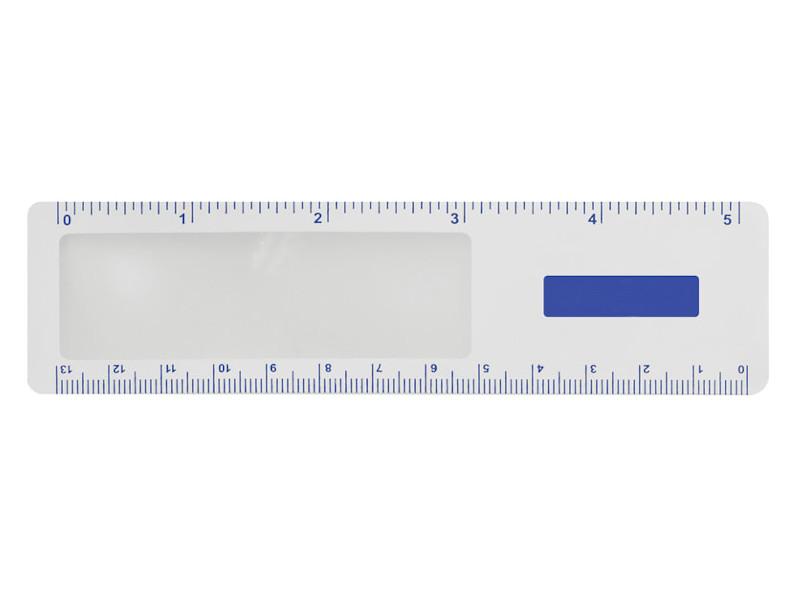 Лупа-закладка OfficeSpace с линейкой 278007