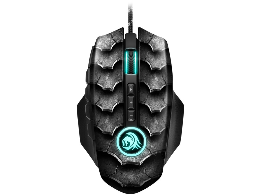 Мышь Sharkoon Drakonia II Black