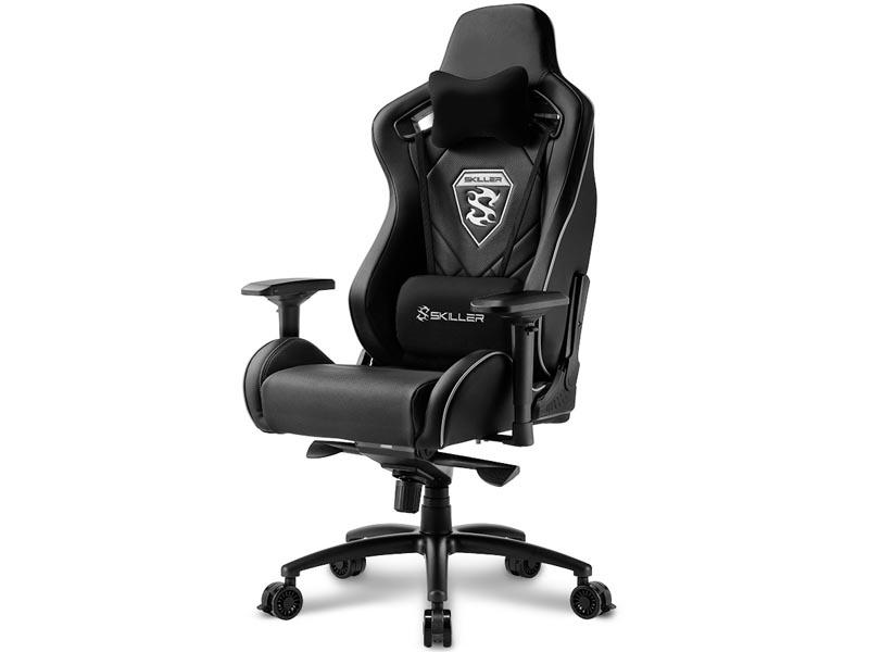 Компьютерное кресло Sharkoon Shark Skiller SGS4 Black