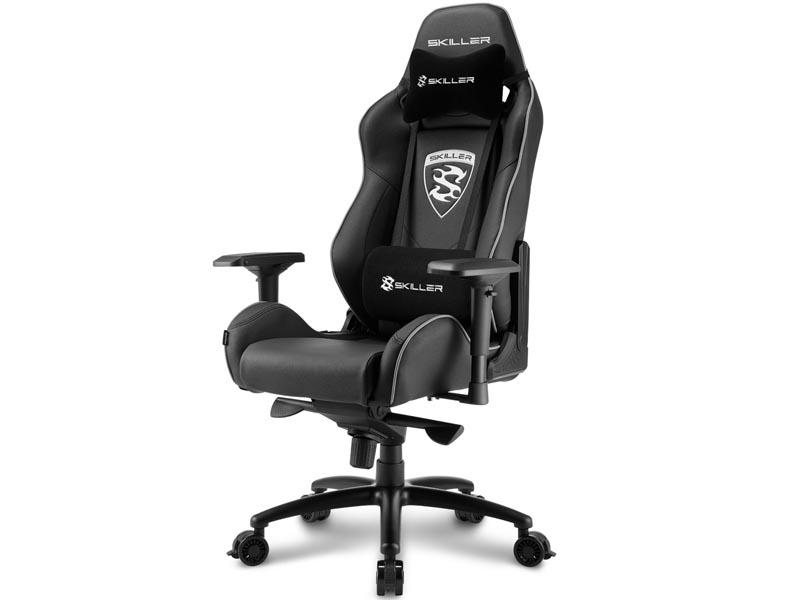 Компьютерное кресло Sharkoon Shark Skiller SGS3 Black