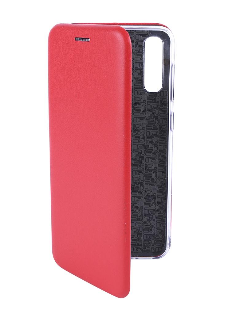 Аксессуар Чехол Svekla для Samsung Galaxy A50 A505F 3D Red TRD-SVSAMA505F-RED