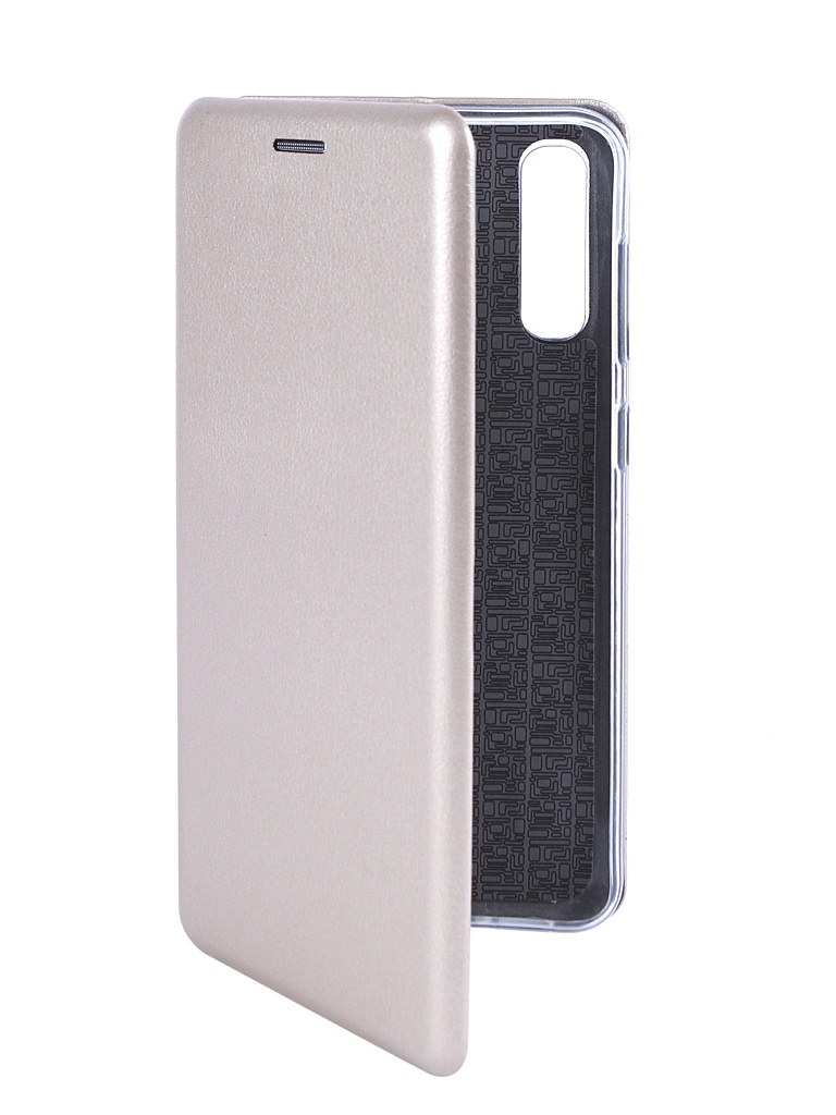 Чехол Svekla для Samsung Galaxy A50 A505F 3D Gold TRD-SVSAMA505F-GOLD