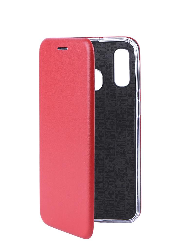 Аксессуар Чехол Svekla для Samsung Galaxy A40 A405F 3D Red TRD-SVSAMA405F-RED