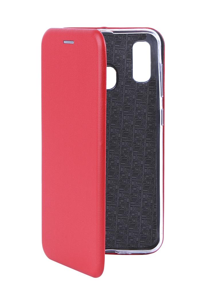 Аксессуар Чехол Svekla для Samsung Galaxy A30 A305F 3D Red TRD-SVSAMA305F-RED