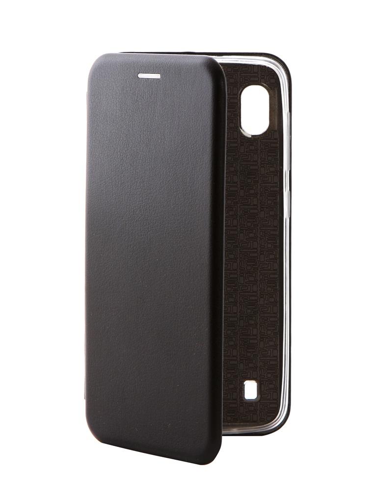 Чехол Svekla для Samsung Galaxy A10 A105F 3D Black TRD-SVSAMA105F-BL