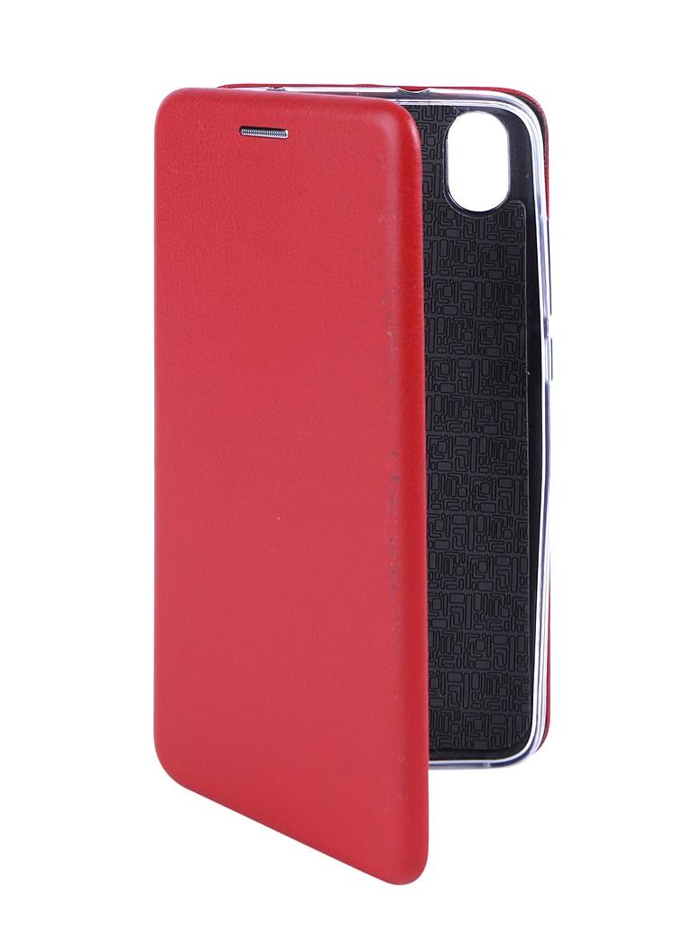 лучшая цена Аксессуар Чехол Svekla для Xiaomi Redmi 7A 3D Red TRD-SVXIRMI7A-RED