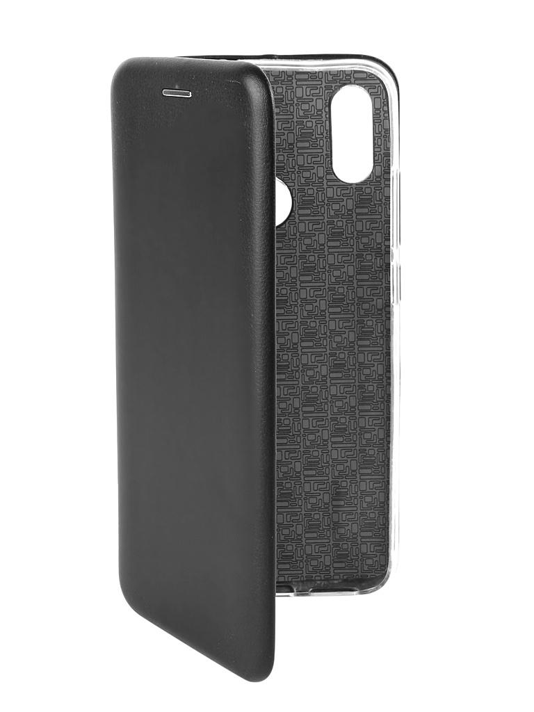 Чехол Svekla для Xiaomi Redmi Note 7 3D Black TRD-SVXIRMIN7-BL