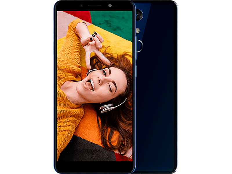 Сотовый телефон Haier I8 32GB Blue сотовый
