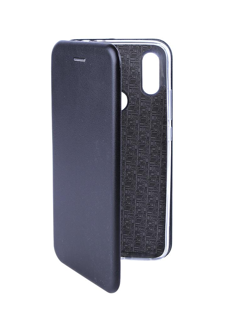 Аксессуар Чехол Svekla для Xiaomi Redmi 7 3D Black TRD-SVXIRMI7-BL