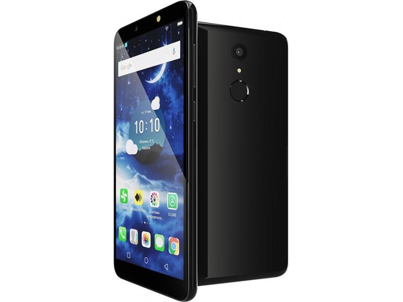 Сотовый телефон Haier I8 32GB Black