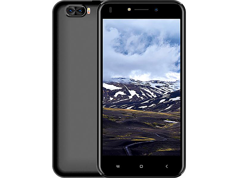 Сотовый телефон Haier Alpha A3 lite Black телефон