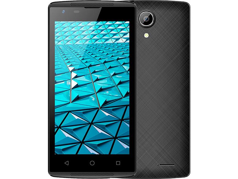 Сотовый телефон Haier Alpha A1 Black сотовый телефон haier p10 td0026346ru