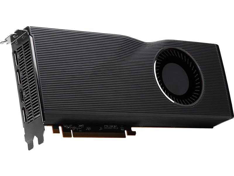 Видеокарта ASRock Radeon RX 5700 XT 1605Mhz 8192Mb 14000Mhz 256 bit 3xDP HDMI 8G
