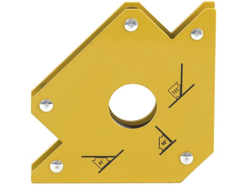 Фиксатор магнитный Denzel Усилие 50 Lb 97553