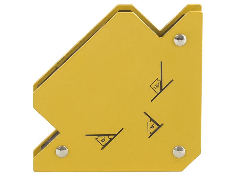 Фиксатор магнитный Denzel Усилие 25 Lb 97551