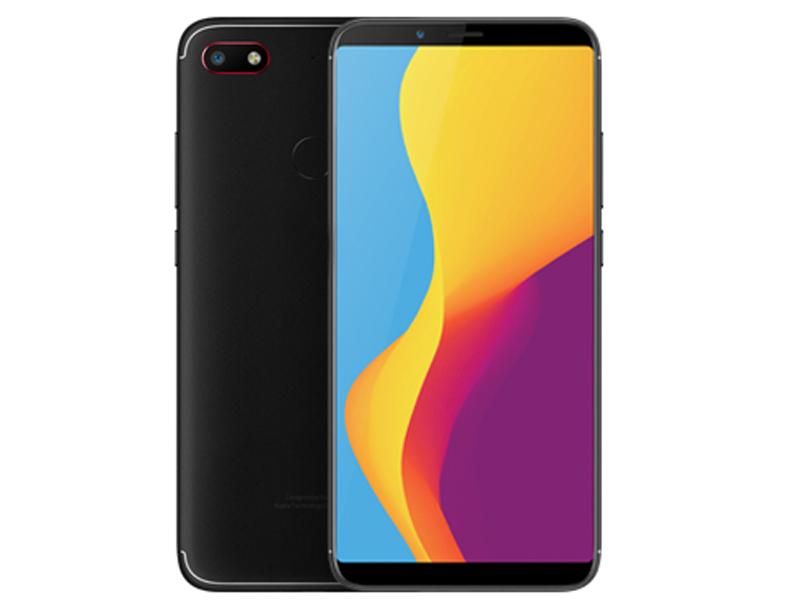 Сотовый телефон Nubia V18 Black
