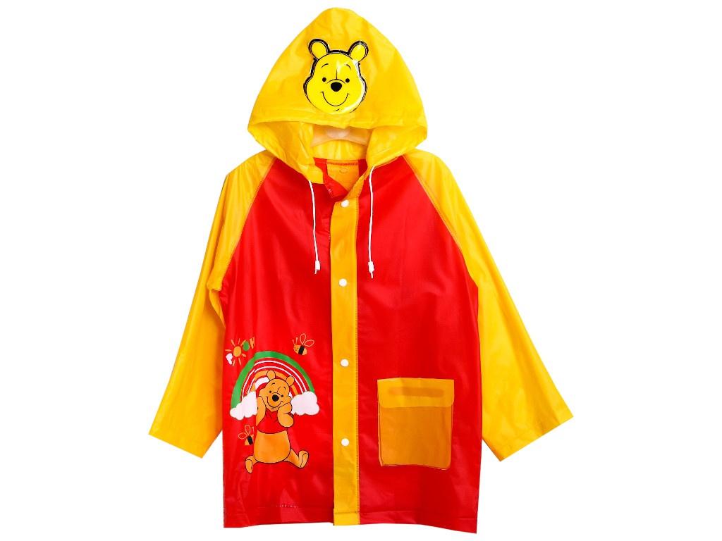 Дождевик детский Disney Медвежонок Винни Pooh р.M 4074603