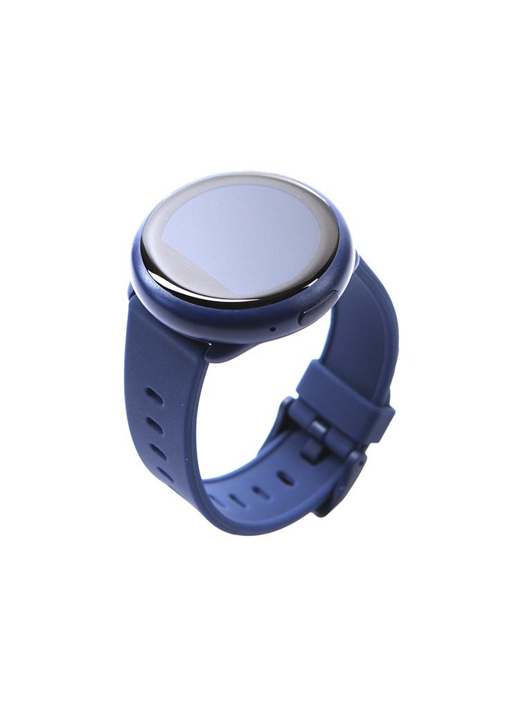 Умные часы MyKronoz ZeRound 3 Lite Blue 7640158014707