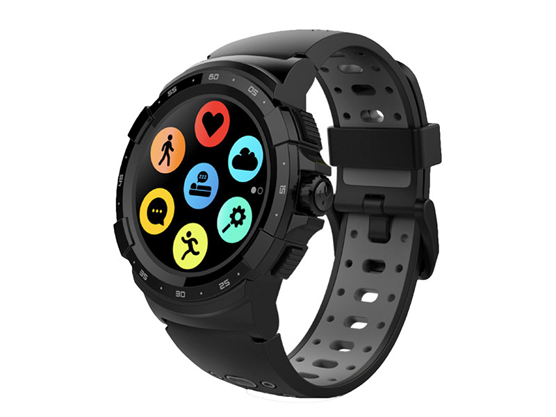 Умные часы MyKronoz ZeSport 2 Black