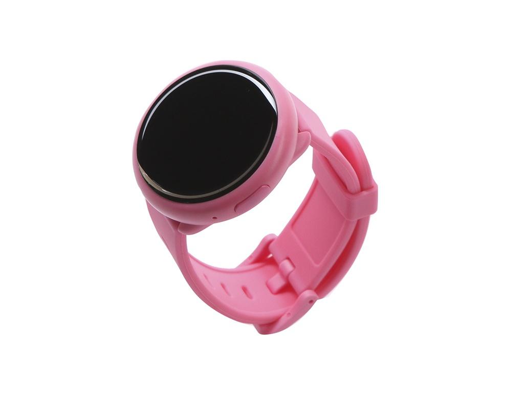 Умные часы MyKronoz ZeRound 3 Lite Pink 7640158014714