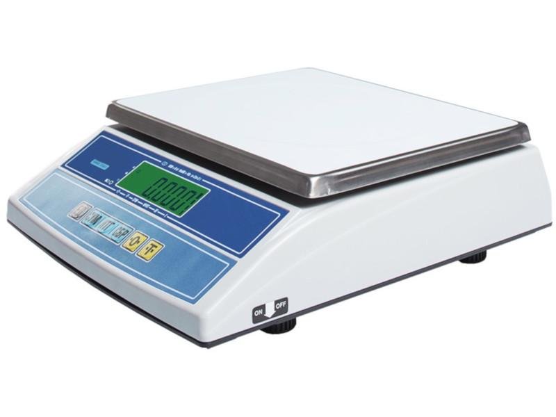 Весы Mertech M-ER 326AFL-6.1 Cube USB-COM LCD