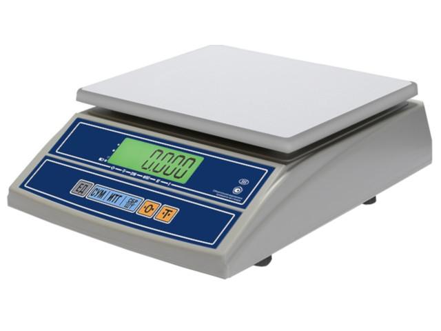 Весы Mertech M-ER 326AF-15.2 Cube LCD