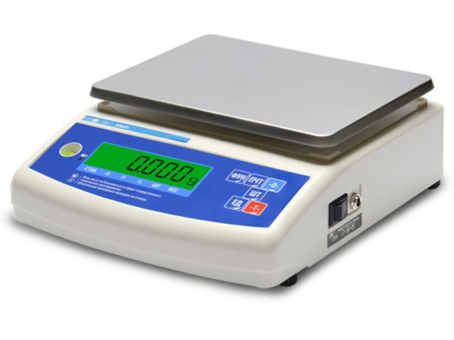 Весы Mertech M-ER 122АCF-1500.05 Accurate LСD