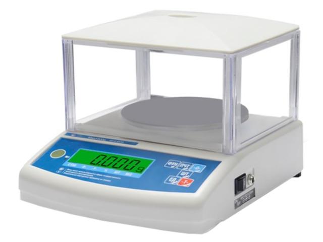 Весы Mertech M-ER 122АCFJR-300.01 Accurate LСD