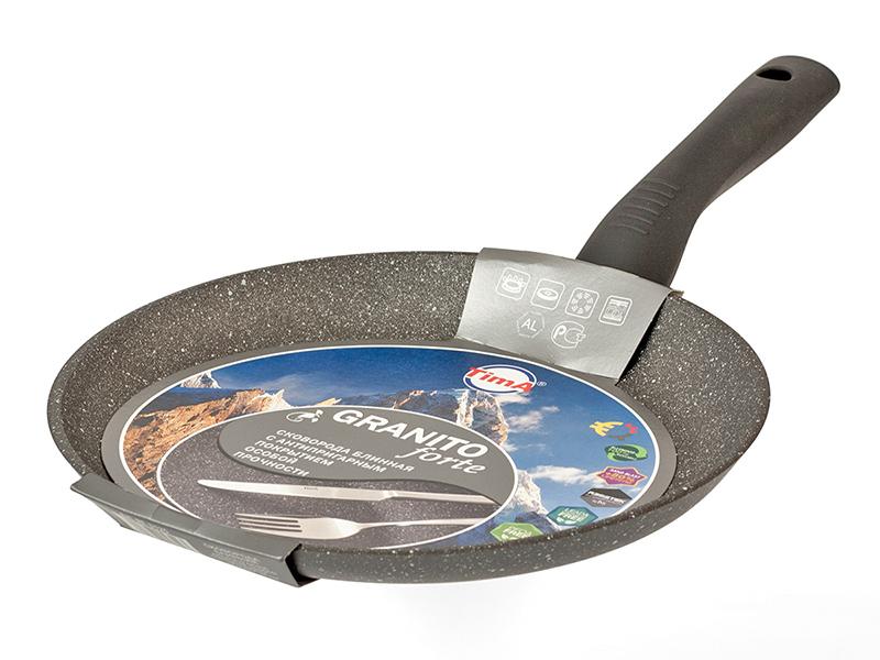 Сковорода TimA TVS Granito Forte 25cm RF-3125