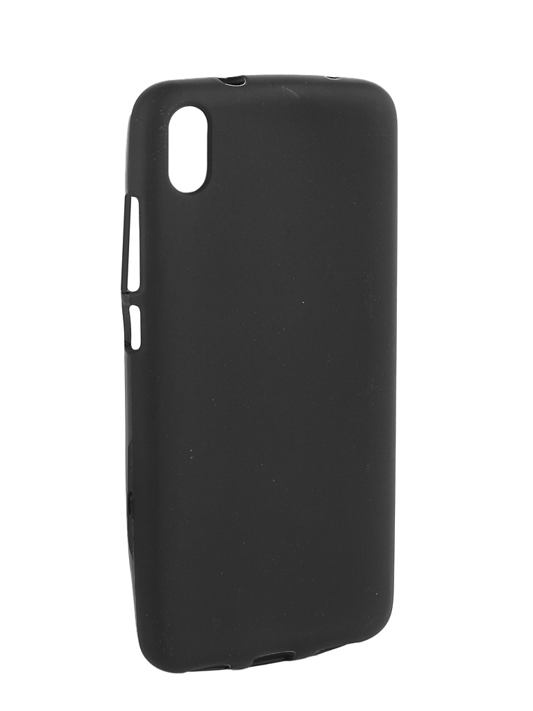 Аксессуар Чехол Svekla для Xiaomi Redmi 7A Silicon Black SV-XIR7A-MBL