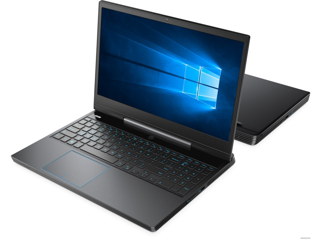 Ноутбук Dell G5-5590 Black G515-8158 (Intel Core i7-9750H 2.6 GHz/16384Mb/1000Gb + 512Gb SSD/nVidia GeForce RTX 2070 8192Mb/Wi-Fi/Bluetooth/Cam/15.6/1920x1080/Windows 10 Home 64-bit)