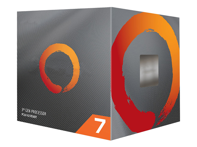 Процессор AMD Ryzen 7 3800X