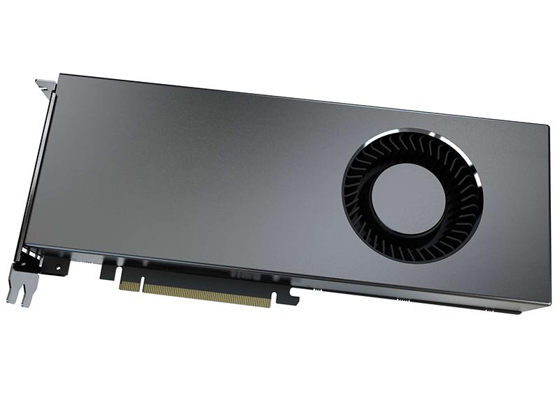 Видеокарта HIS Radeon RX 5700 8G D6 1465Mhz PCI-E 4.0 8192Mb 14000Mhz 256-bit 3xDP HDMI HS-57LR8SSNR