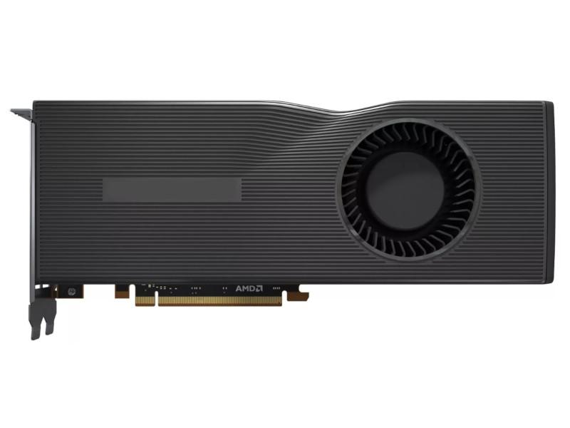 Видеокарта HIS Radeon RX 5700 XT 8G D6 1605Mhz PCI-E 4.0 8192Mb 14000Mhz 256-bit 3xDP HDMI HS-57XR8SSBR