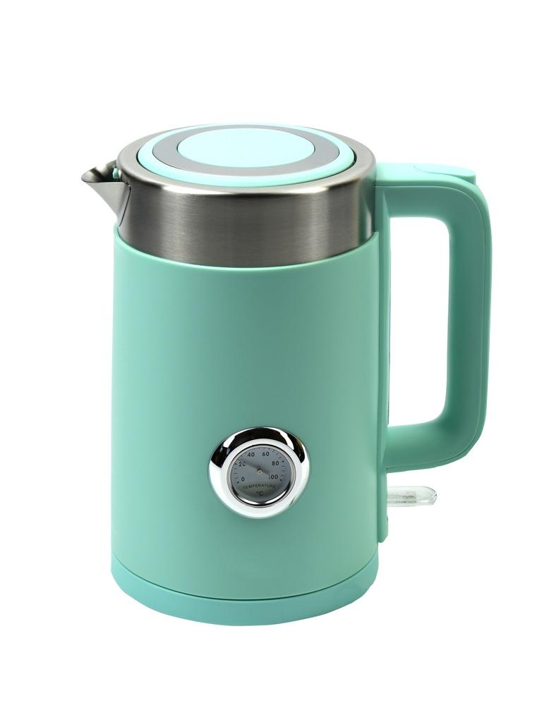 Чайник Kitfort KT-659-2 Green чайник kitfort kt 625 2 green
