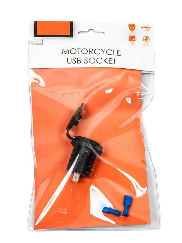 USB разьем для мотоцикла Extreme MUS-09
