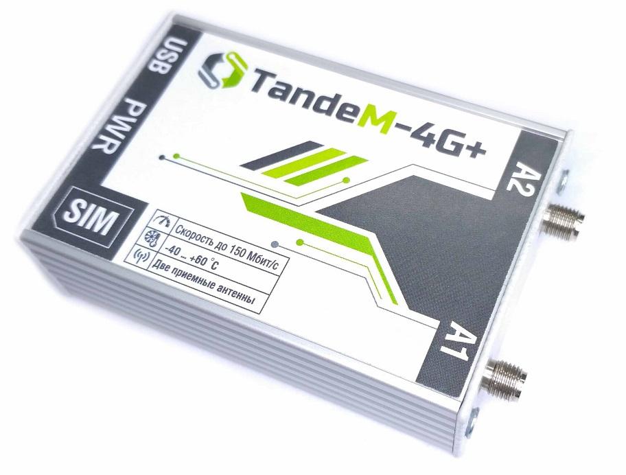 Модем Microdrive Tandem-4G+