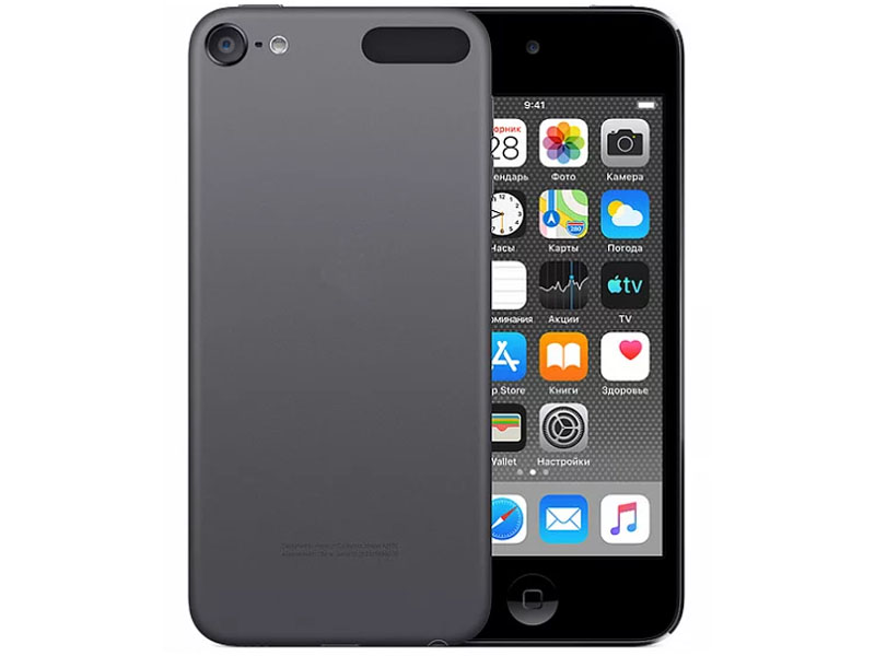 Плеер Apple iPod touch 7 128GB Space Gray