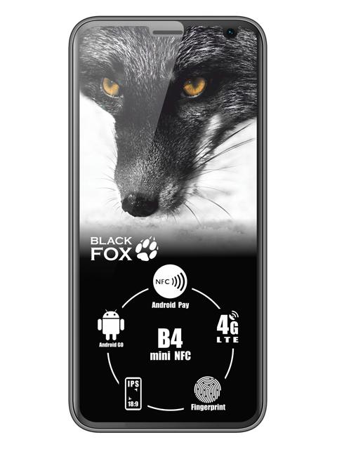 Сотовый телефон Black Fox B4 mini NFC