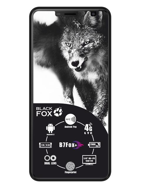 Сотовый телефон Black Fox B7Fox+