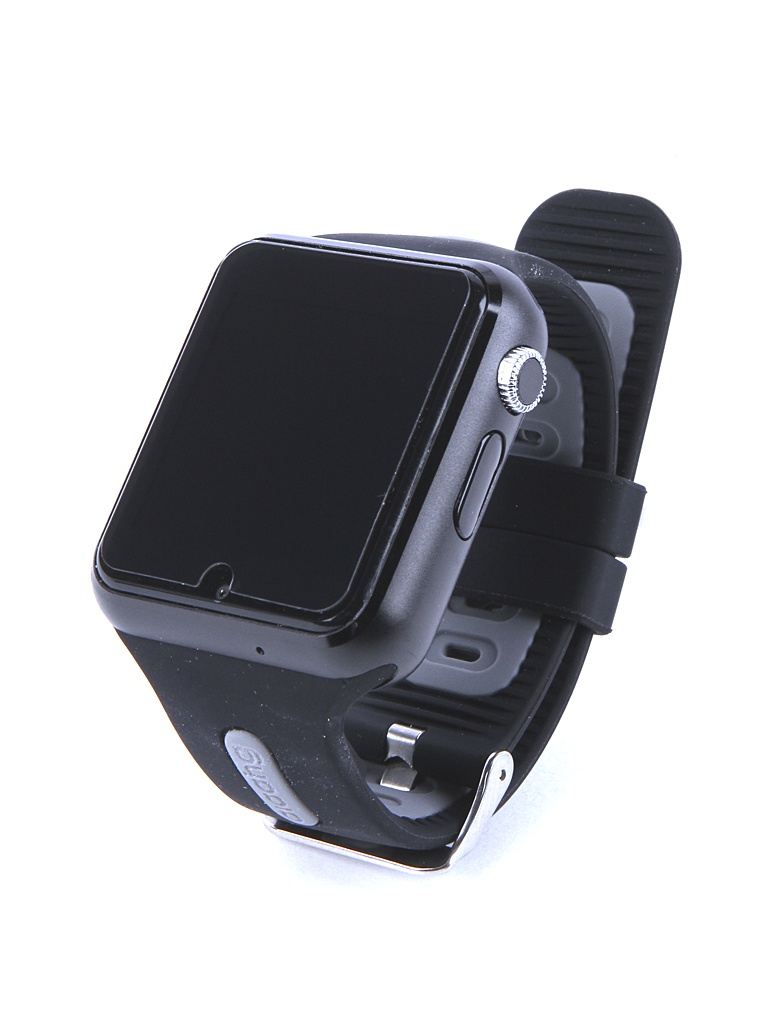 Smart Baby Watch SBW 3G Black-Grey