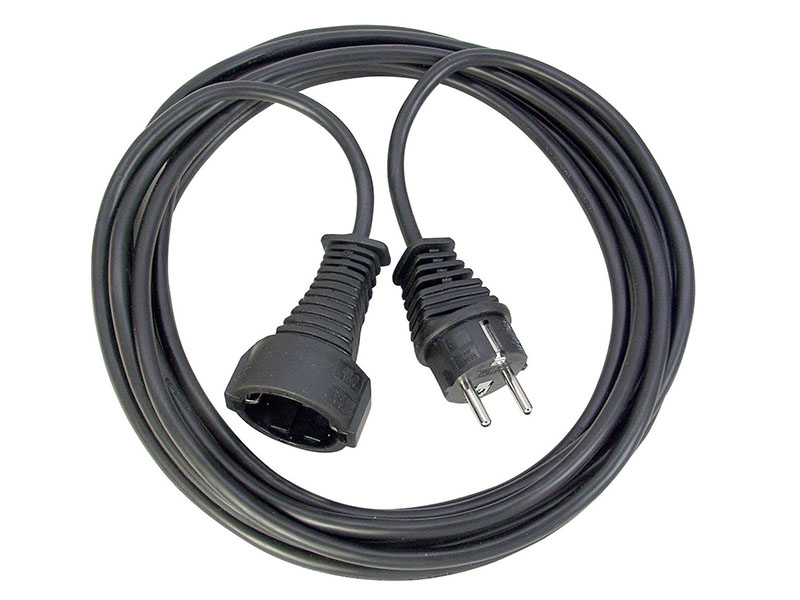 Brennenstuhl Quality Extension Cable 3m Black 1165430