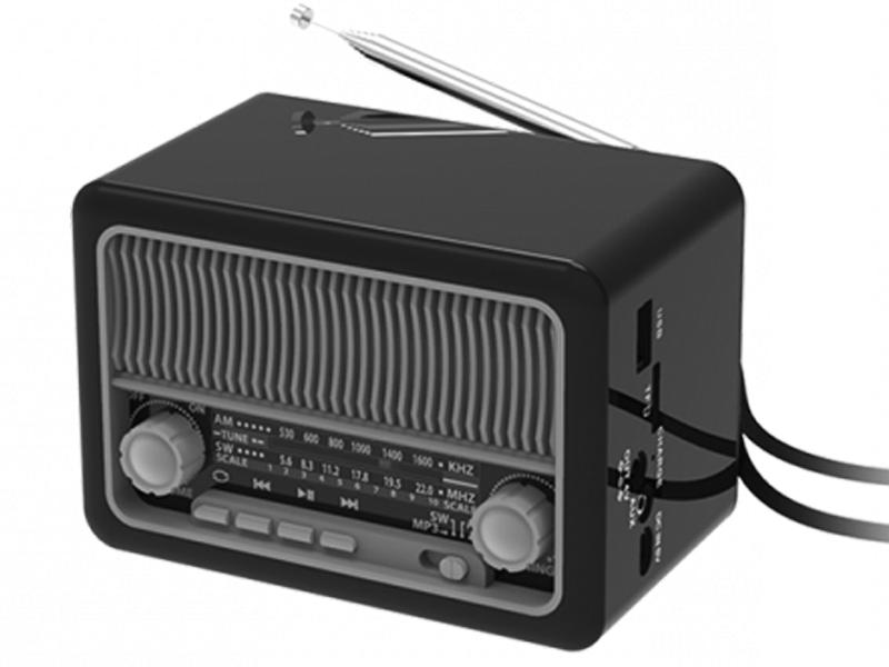 Радиоприемник Ritmix RPR-035 Silver