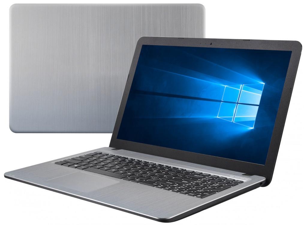 Ноутбук ASUS R540BA-GQ194T (AMD A6-9225 2.6GHz/8192Mb/1Tb/AMD Radeon R4/Wi-Fi/Bluetooth/Cam/15.6/1366x768/Windows 10) asus asus vivobook x540ya amd e1 7010 1500 mhz 15 6 1366x768 2 0gb 500gb dvd нет amd radeon r2 wi fi bluetooth win 10 home