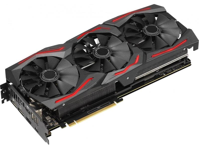цена на Видеокарта ASUS GeForce RTX 2060 SUPER Advanced Edition 1470Mhz PCI-E 3.0 8192Mb 14000Mhz 256 bit USB-C 2xDP 2xHDMI ROG-STRIX-RTX2060S-A8G-GAMING
