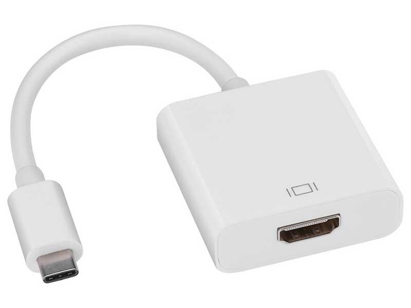 Аксессуар 5bites USB Type-C - HDMI F AP-023