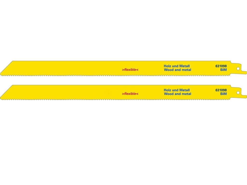 Полотно Metabo S1222VF 2 BiM 300x0.9/1.8-2.6mm 631098000