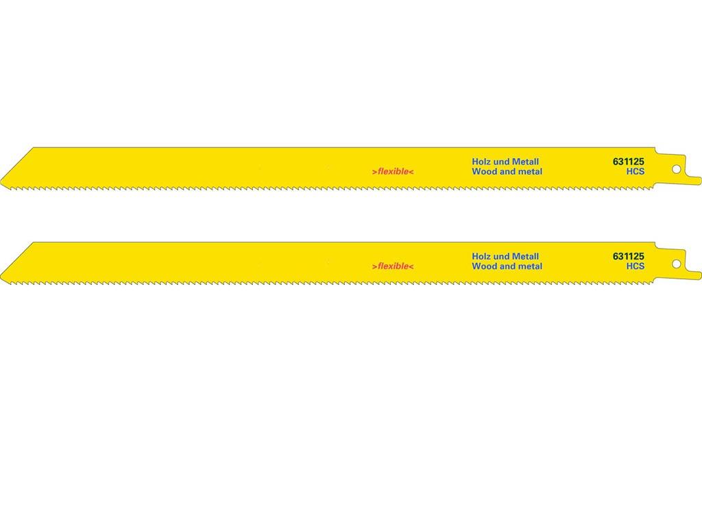 Полотно Metabo S1211H 2 HCS 300x0.9/2.5mm 631125000