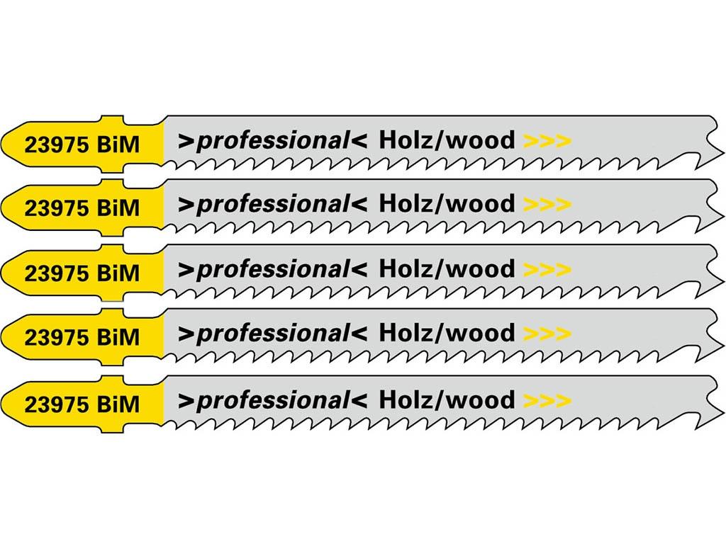 Пилка Metabo T101BF BIM для дерева 5шт 623975000